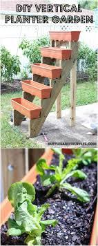 Gardening Ideas For Small Spaces 12 Genius Diy Vertical Gardening Ideas For Small Spaces Style