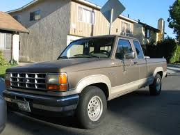 1990 ford ranger extended cab purchase used 1990 ford ranger custom extended cab 2 door