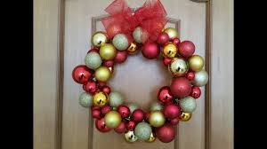 tutorial ornament wreath