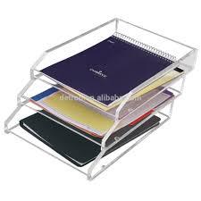 clear acrylic desk organizer acrylic desk organizer with tray acrylic desk organizer with tray