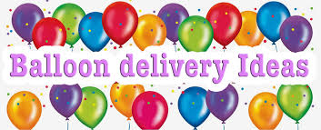 balloon delivery balloon delivery ideas