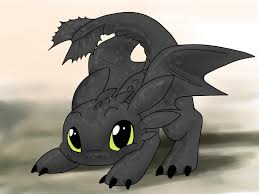 draw toothless pictures wikihow