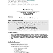 Resume First Job Template First Job Resume Examples Writing Sample First Examples Cover Letter