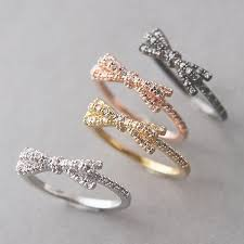 ribbon ring best 25 bow rings ideas on diy rings out of wire diy