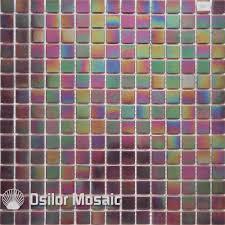 Unique Backsplash Tile Tile Impressive Iridescent Tile For Awesome Kitchen Backsplash
