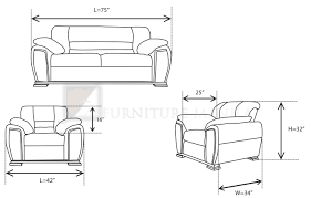 awesome sofa dimensions wonderful sofa dimensions sectional sofa