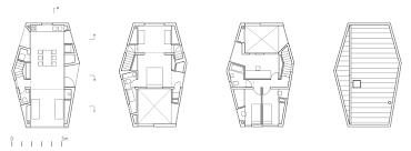 sendai mediatheque floor plans galería de casa wolf pezo von ellrichshausen 25 pezo von