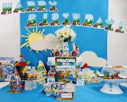 printable birthday decorations free free smurfs the lost village printable party decorations
