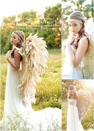 White Angel Halloween Costume Paper Angel Wings Paper Beautiful Cosplay