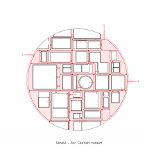 National Gallery Of Art Floor Plan Enfiladed Grids The Museum As City U2014 Op Al Op Architecture