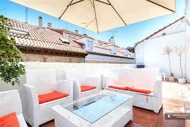 Attic Apartment The Little Huertas Attic Apartment In Madrid A Dream Attic
