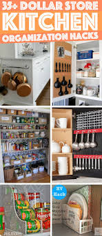 organizing kitchen ideas 36 dollar store kitchen organization hacks you can pull like a
