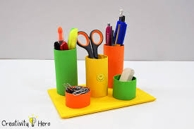 toilet paper roll desk organizer 10 simple life hacks with toilet paper rolls creativity hero