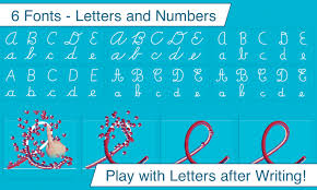 cursive writing wizard premium android apps on google play