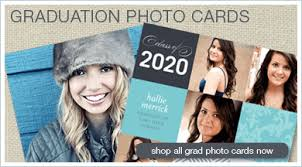 graduation photo announcements graduation announcement cards custom graduation cards