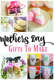 Cute Homemade Mothers Day Gifts by Diy Mothers Day Gift Ideas