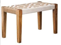 target threshold woven ottoman bench decorist