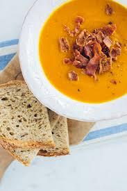 butternut squash soup u2014 the fox u0026 she