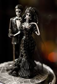 halloween wedding cake toppers wedding ideas