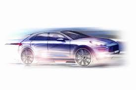porsche teases macan suv ahead of la show debut with video and
