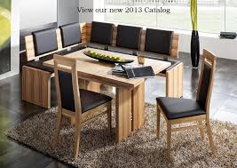 leather corner bench dining table set corner booth kitchen table contemporary kitchen design with corner