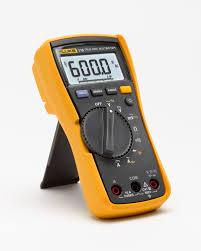 fluke 115 compact true rms digital multimeter amazon ca tools
