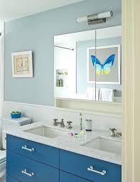 Childrens Bathroom Ideas Blue Kids Bathroomcool Blue Kids Bathroom Design Bathroom Cabinets