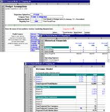 Strategic Planning Template Excel Marketing Management Excel Calculators Business Power Tools