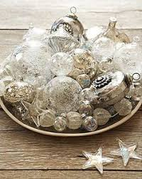 Winter White Christmas Decorations by Winter White Decor Apartments I Like Blog