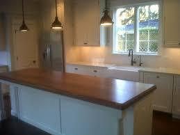 kitchen island wood countertop kitchen unusual black walnut kitchen discount butcher block
