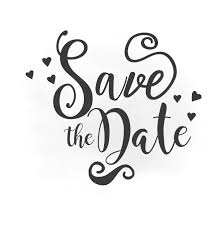 save the date wedding save the date svg clipart wedding annuncment save the date