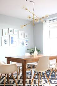 Chandelier Height Above Table by Best 25 Modern Dining Room Lighting Ideas On Pinterest Modern
