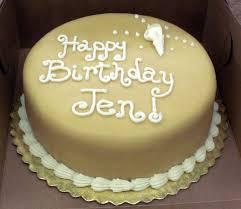 Marzipan Birthday Cake A Piece Of Cake Utah