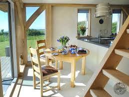 Build Small House by Oak Framed Self Build Small House In Cornwall