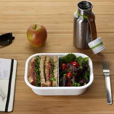 blum cuisine rectangular lunch box by black blum connox