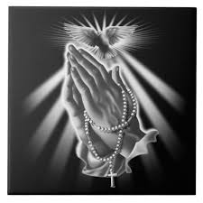 25 gorgeous praying hands with rosary ideas on pinterest