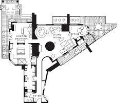 paris penthouse suite four seasons hotel george v paris