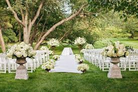 wedding decoration ideas outdoor fall wedding decorations ideas