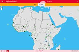 mapa de africa mapa para jugar dónde está países de áfrica mapas