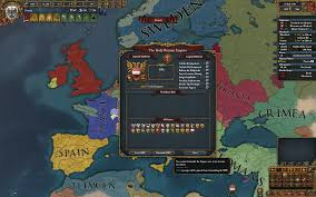 Hre Flag Is There A Console Command To Disband The Hre Paradoxplaza