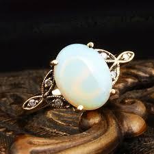 Opal Wedding Ring Sets by Best 25 Vintage Opal Rings Ideas On Pinterest Opal Rings Opal
