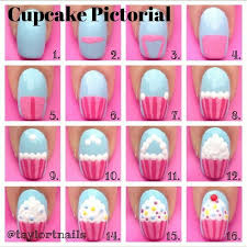 best 25 cupcake nail art ideas on pinterest cute kids nails
