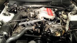 3 8 v6 mustang engine 95 ford mustang 3 8 v6 idling