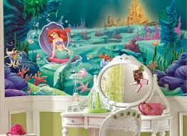 Mermaid Bathroom Decor Beautiful Looking Little Mermaid Bathroom Set Decor Office And