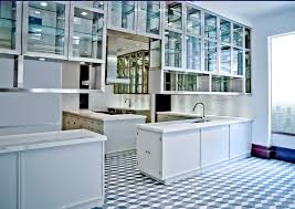 Stainless Cabinets Kitchen Stainless Steel Wall Cabinets Kitchen The Popularity Of The Kind