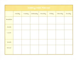 printable meal planner with calorie counter weekly meal plan template up date gallery wgds 9 hd 7 diet planner