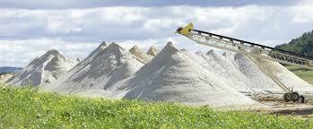 frac sand mining in wisconsin rides fracking boom new republic