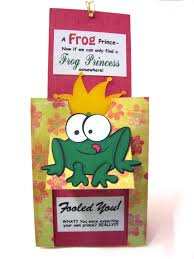 frog prince slider card pazzles craft room