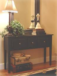 Black Gloss Console Table Furniture Elegance Black Mirrored Four Drawer Console Table Smoke
