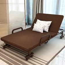 Folding Single Bed Simple Modern Folding Single Bed Office Living Room Balcony Lazy